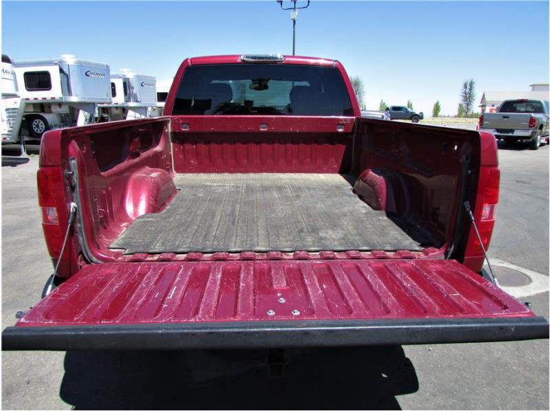2007 Chevrolet Silverado 1500 Extended Cab LT Pickup 4D 6 1/2 ft
