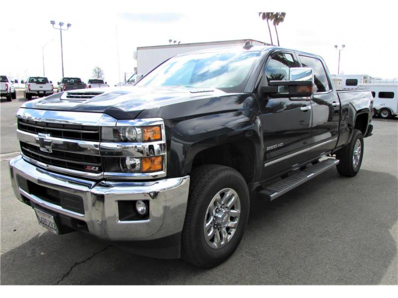 2019 Chevrolet Silverado 2500 HD Crew Cab LTZ Pickup 4D 6 1/2 ft