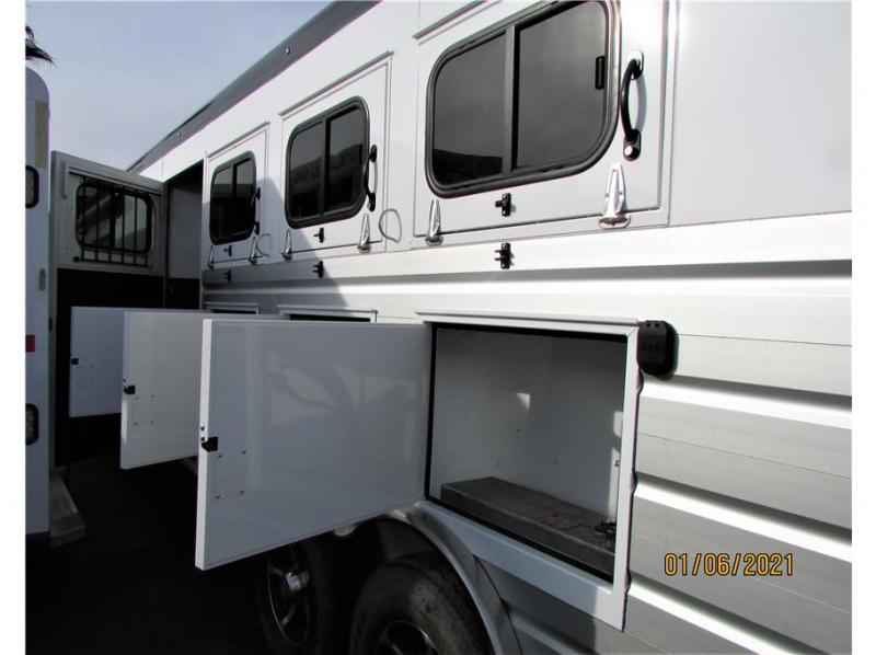 2019 Trails West Manufacturing Sierra LQ 13x13 4H GN