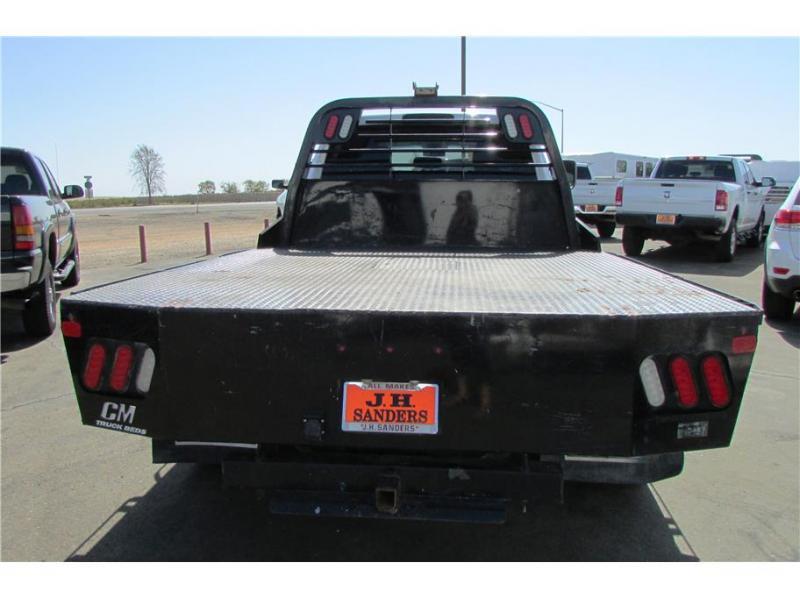 2017 Ram 3500 SLT Flatbed