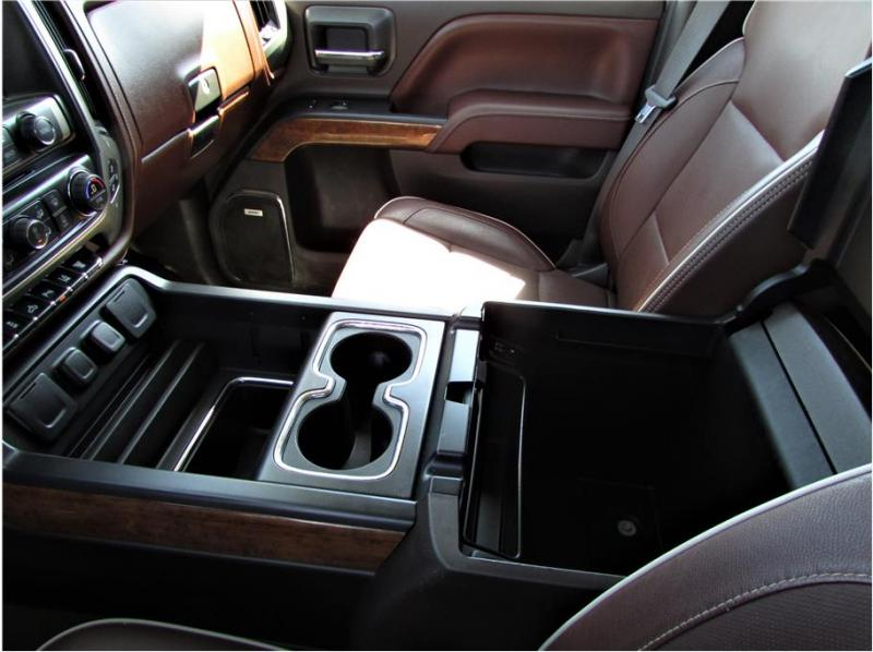 2015 Chevrolet Silverado 3500 HD Crew Cab High Country Pickup 4D 8 ft