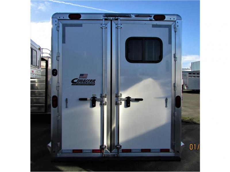 2021 Cimarron Trailers Norstar 4H BP