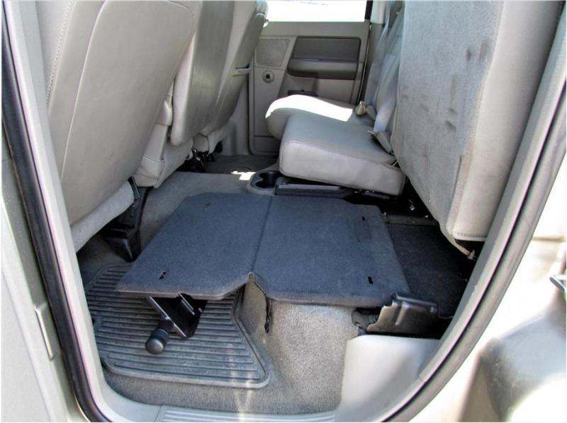 2008 Dodge Ram 3500 Quad Cab ST Pickup 4D 8 ft