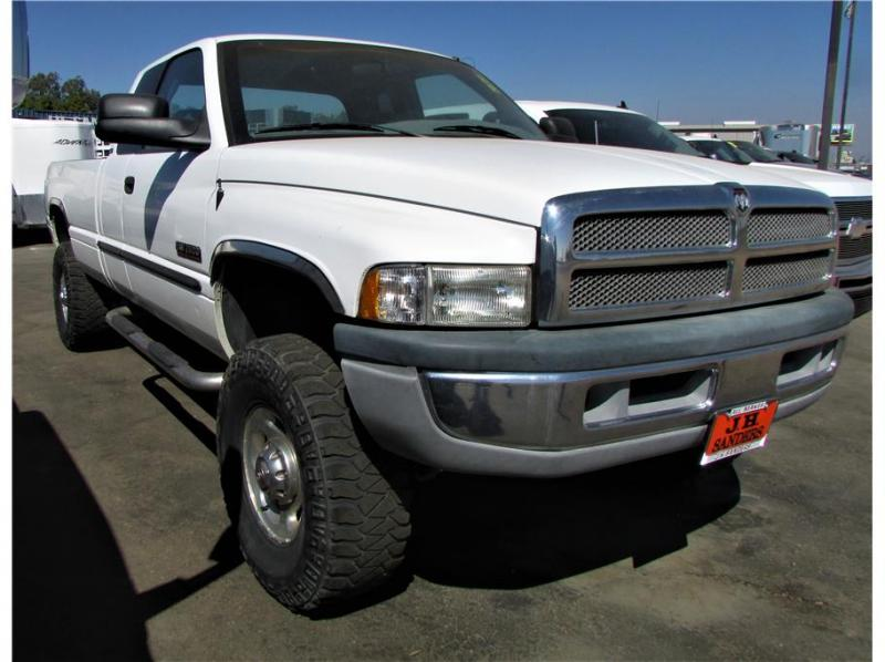 2001 Dodge Ram 2500 Quad Cab Long Bed