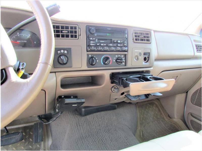 2000 Ford F250 Super Duty Super Cab Short Bed