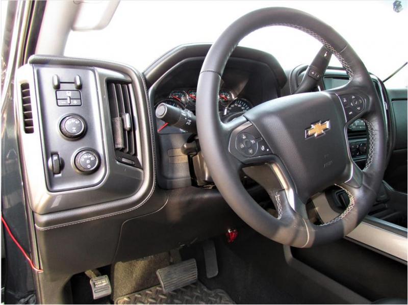 2018 Chevrolet Silverado 2500 HD Crew Cab LTZ Pickup 4D 6 1/2 ft