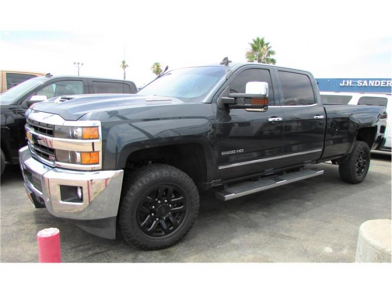 2018 Chevrolet Silverado 2500 HD Crew Cab LTZ Pickup 4D 6 1/2 ft