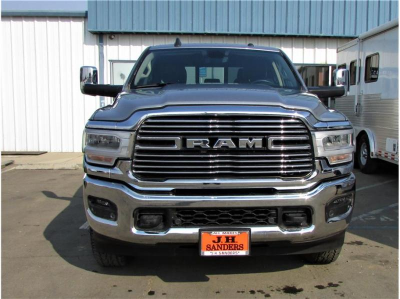 2020 Ram 2500 Crew Cab Laramie Pickup 4D 6 1/3 ft