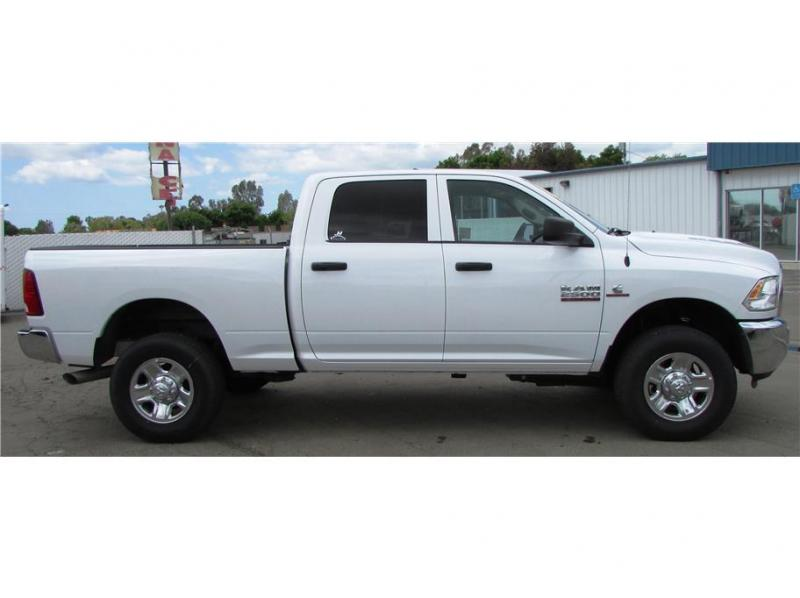 2018 Ram 2500 Crew Cab Tradesman Pickup 4D 6 1/3 ft