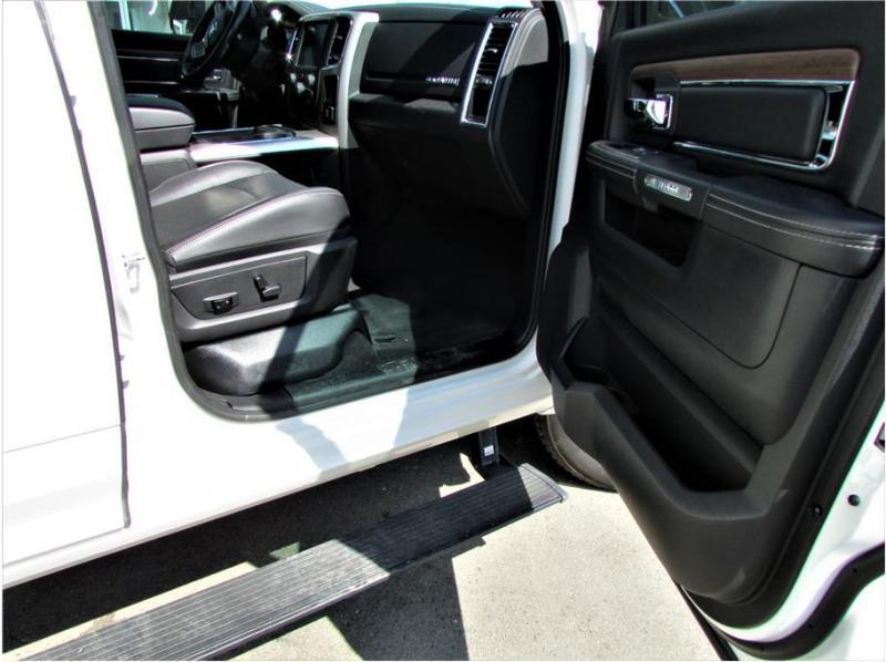 2016 Ram 2500 Mega Cab Laramie Pickup 4D 6 1/3 ft