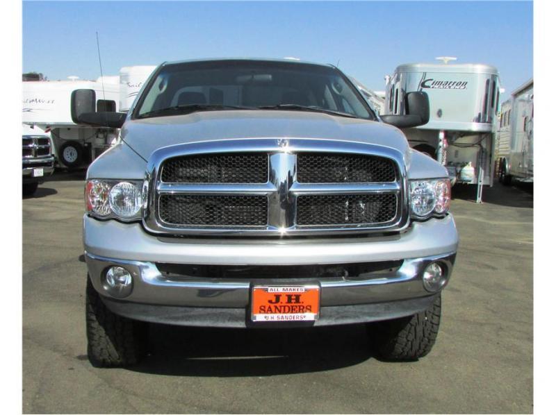 2004 Dodge Ram 2500 Quad Cab ST Pickup 4D 6 1/4 ft