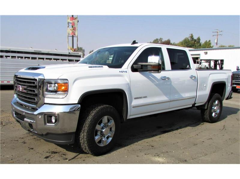 2019 GMC Sierra 2500 HD Crew Cab SLT Pickup 4D 6 1/2 ft