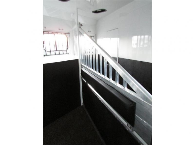 2020 Trails West Sierra LQ 13x13 w/slide-out & side tack
