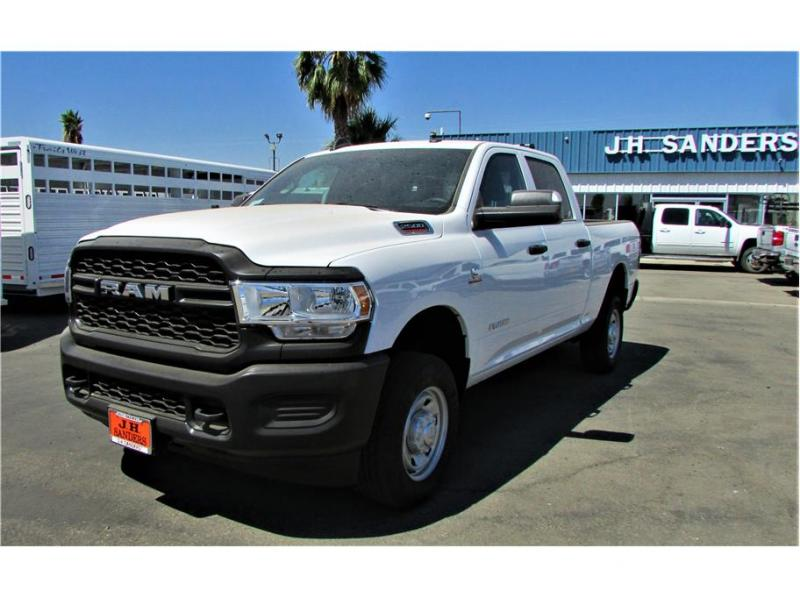 2021 Ram 2500 Crew Cab Tradesman Pickup 4D 6 1/3 ft