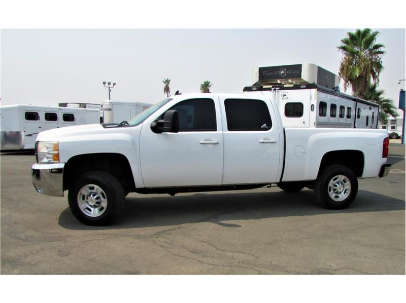 2009 Chevrolet Silverado 2500 HD Crew Cab LTZ Pickup 4D 6 1/2 ft