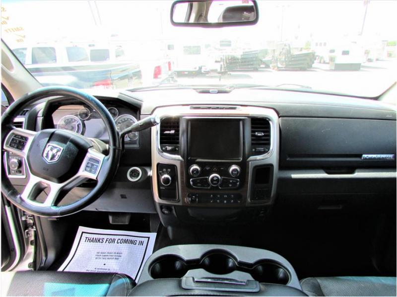 2014 Ram 2500 Mega Cab Laramie Pickup 4D 6 1/3 ft