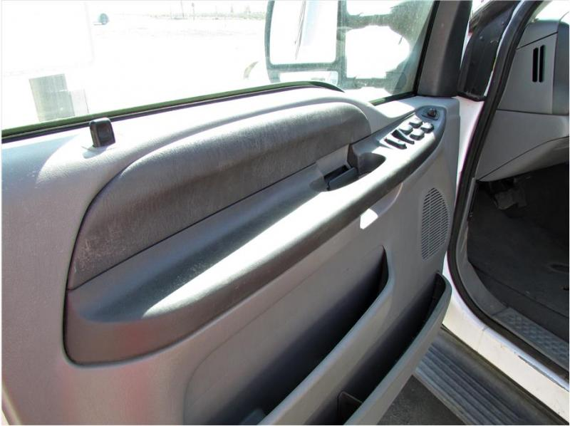 2002 Ford F250 Super Duty Crew Cab Short Bed