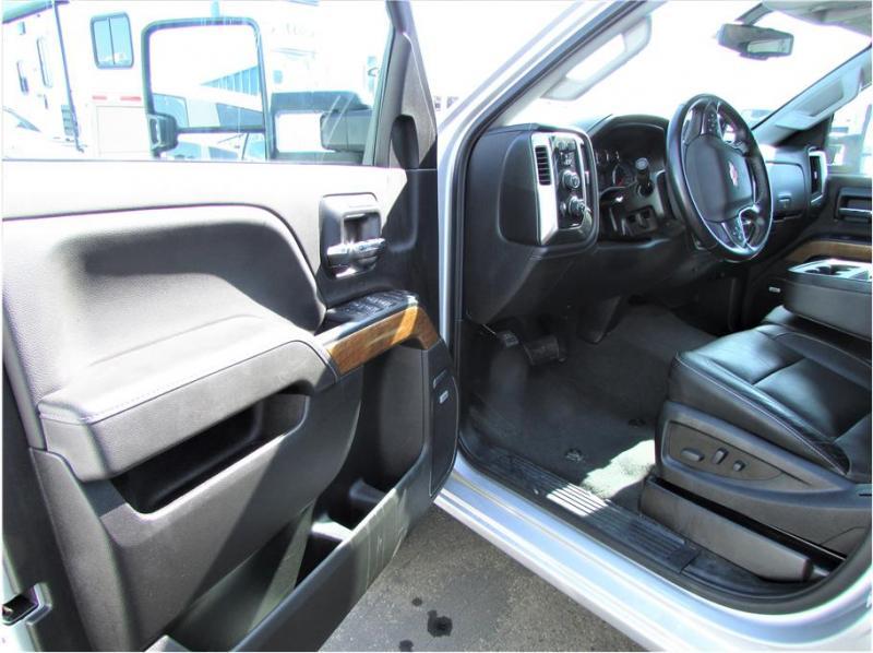 2019 Chevrolet Silverado 2500 HD Crew Cab LTZ Pickup 4D 6 1/2 ft