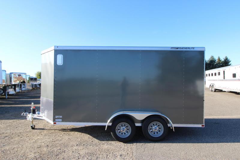2020 Featherlite 1610 14 Enclosed Cargo Trailer