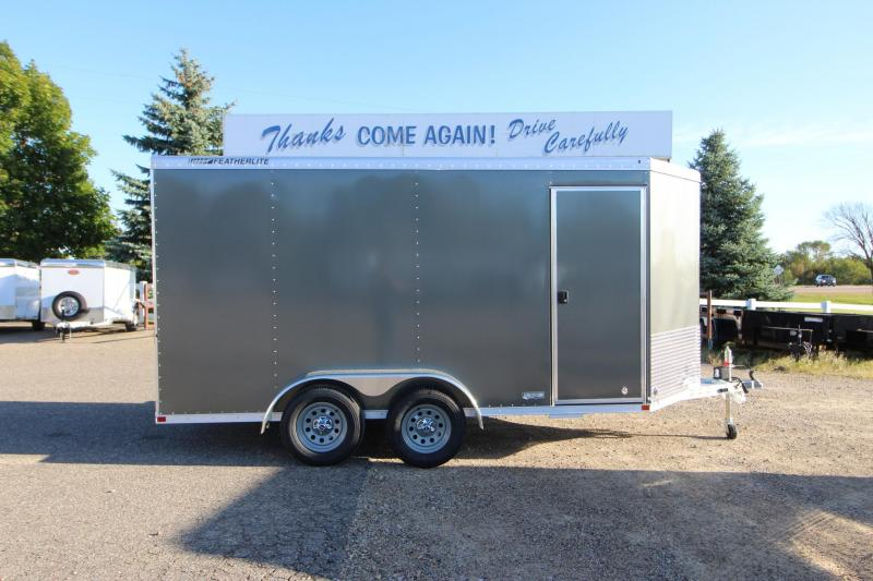 2020 Featherlite 1610 14 Enclosed Cargo Trailer