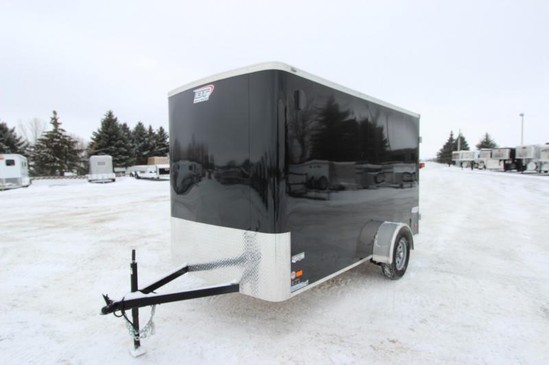 2020 American Hauler Scout 6x12 Enclosed Cargo Trailer