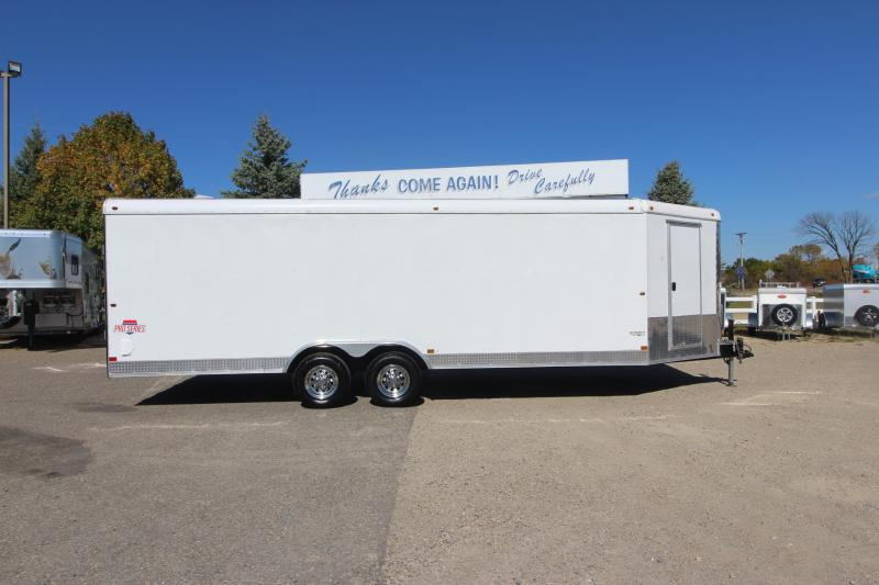 2019 Interstate 8.5 x 22 Car / Racing Trailer