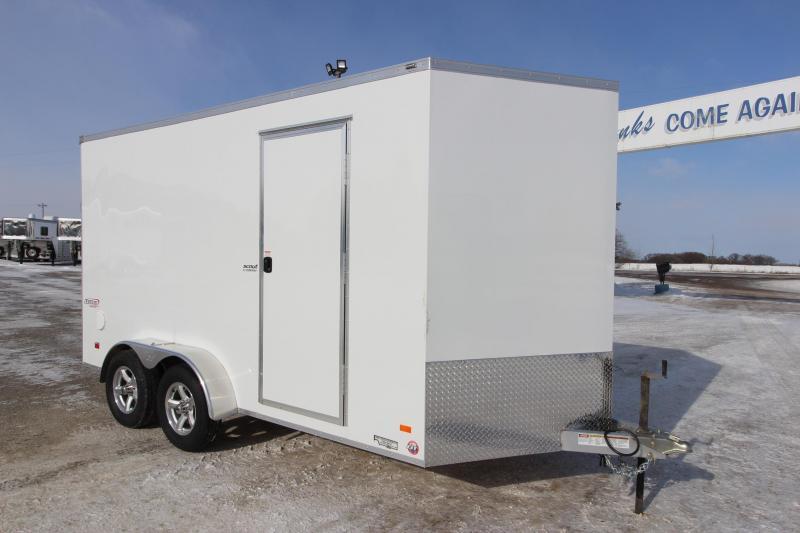 2019 Bravo Trailers 7x14 BP Enclosed Cargo Trailer