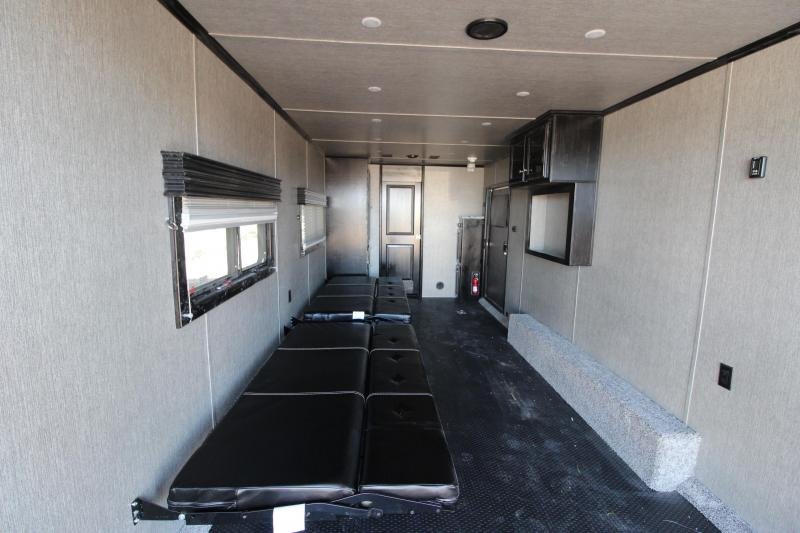 2020 Sundowner Trailers A3586OM Toy Hauler RV