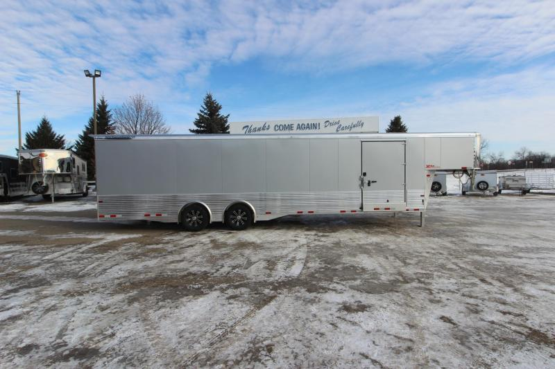 2021 Sundowner Trailers XTRA 30' GN Car / Racing Trailer