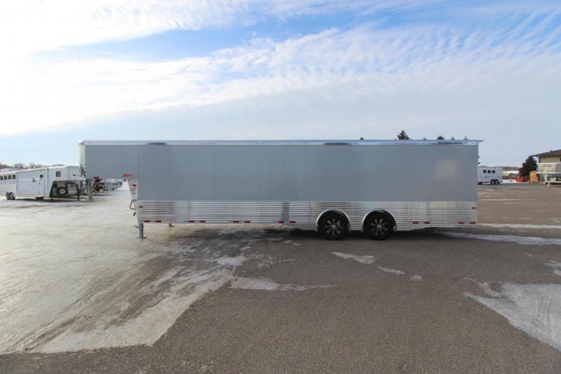 2021 Sundowner Trailers XTRA 30' GN Car / Racing Trailer