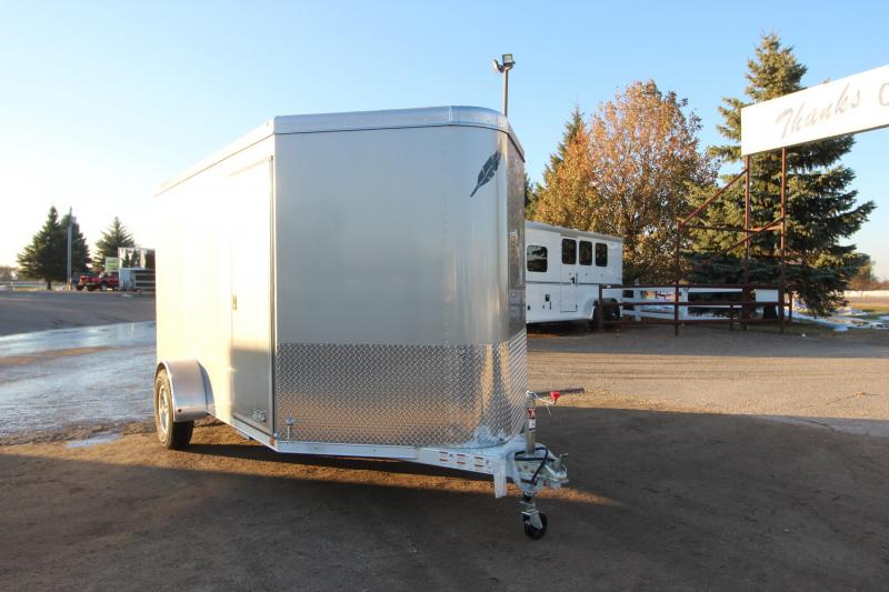 2021 Featherlite 1610 12' Enclosed Cargo Trailer