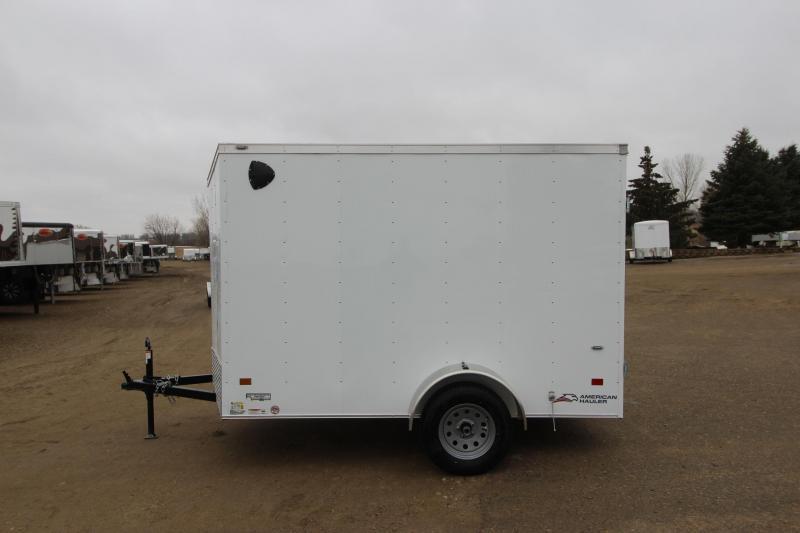 2020 American Hauler 6X10 Arrow Enclosed Cargo Trailer