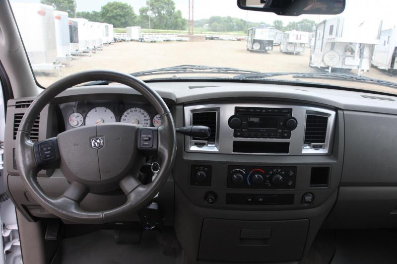 2009 Dodge 3500 Dually Truck