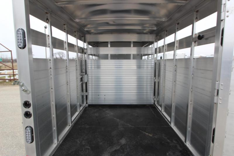2021 Sundowner Trailers Rancher 20' GN Livestock Trailer