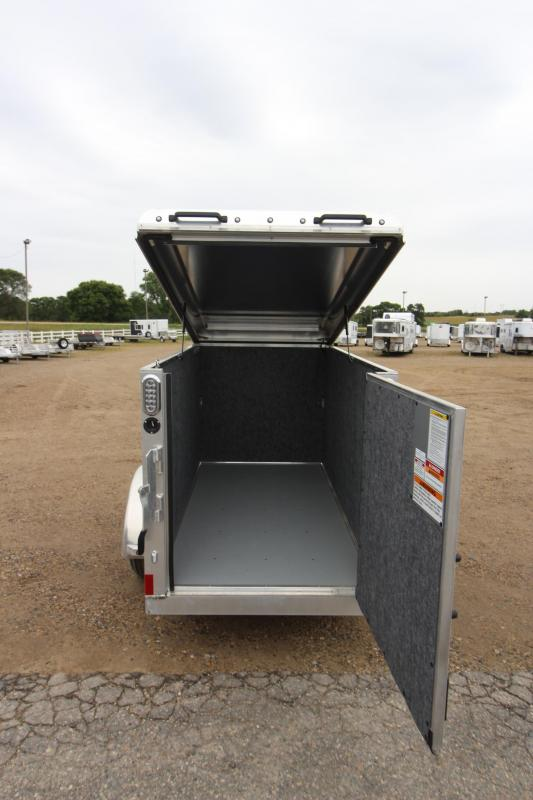 2021 Sundowner Trailers Mini-Go 4x8 Enclosed Cargo Trailer