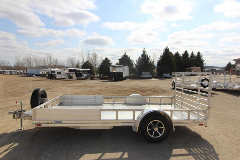 2020 Sundowner Trailers 8114 14 BP Utility Trailer