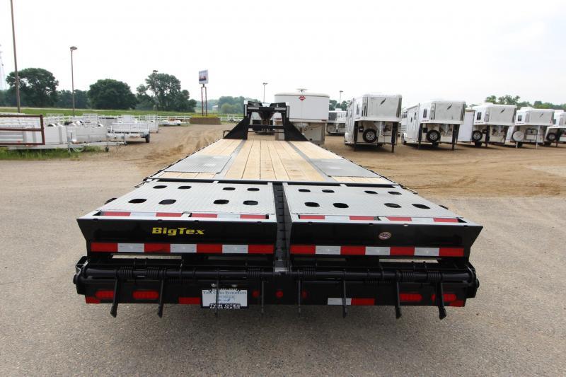 2018 Big Tex Trailers 22GN 25 5' Equipment Trailer