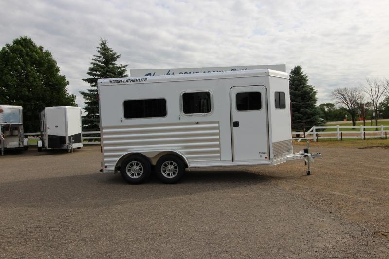 2021 Featherlite 7442 2HR Horse Trailer