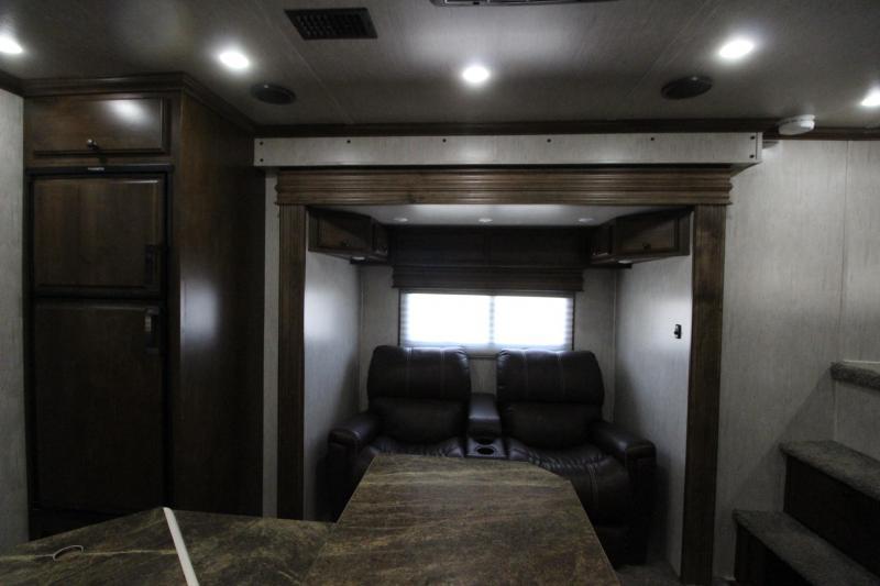 2020 Sundowner Trailers 2586 Toy Hauler GN 20' Garage Car / Racing Trailer
