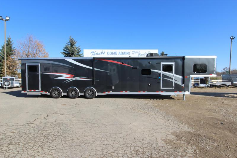 2020 Sundowner Trailers 2586 Toy Hauler GN 20' Garage Car / Racing Trailer