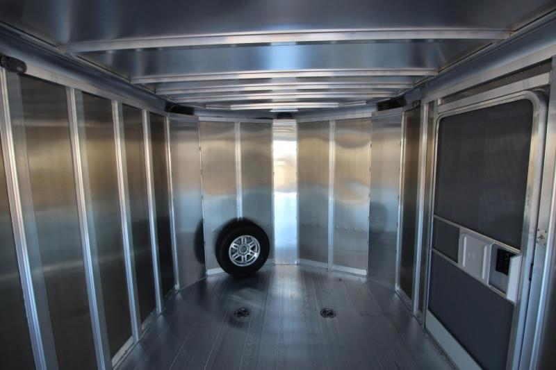 2021 Featherlite 4926 20' Car / Racing Trailer