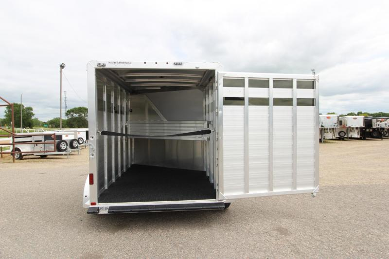 2021 Featherlite 9651 2HR Horse Trailer