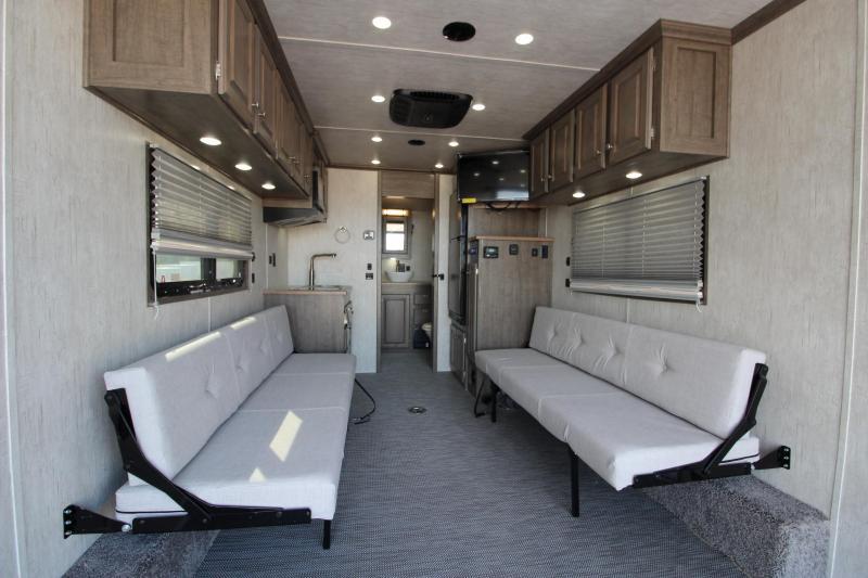 2022 Sundowner Trailers Trail Blazer 2286 Toy Hauler RV