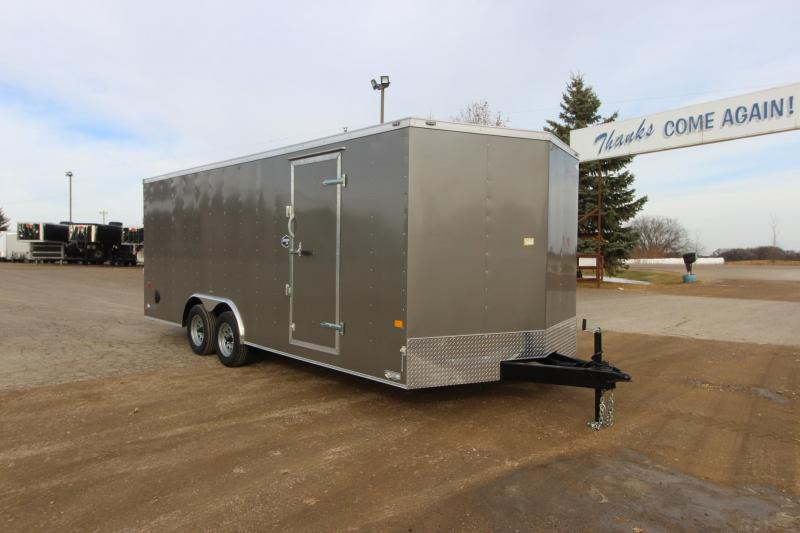 2020 American Hauler Arrow 8.5x20 Car / Racing Trailer