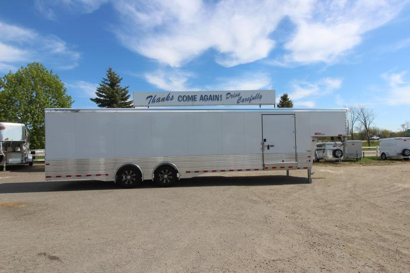 2021 Sundowner Trailers 30' GN Car / Racing Trailer