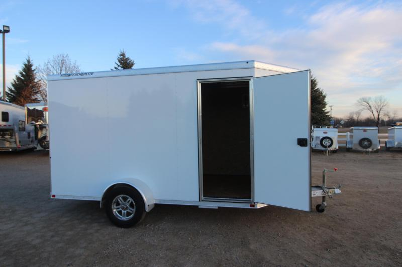 2020 Featherlite 1610 12' Enclosed Cargo Trailer