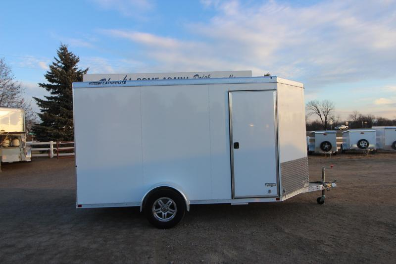 2020 Featherlite 1610 12' Enclosed Cargo Trailer