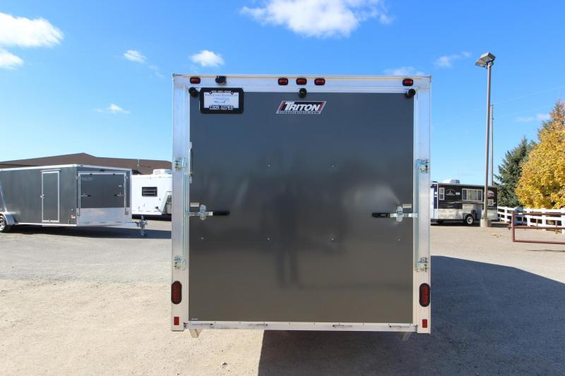 2019 Triton XT187 7x18 Snowmobile Trailer