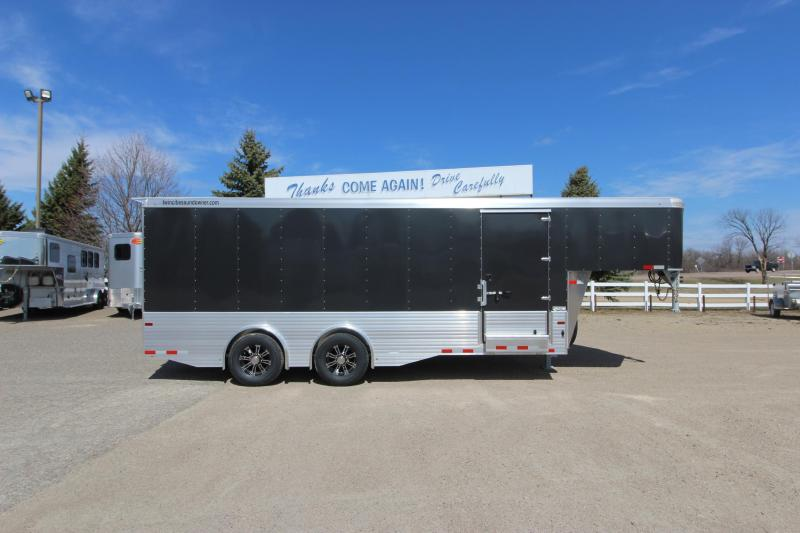 2021 Sundowner Trailers 20' Cargo GN Car / Racing Trailer