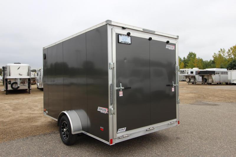 2019 Bravo Trailers Scout 7x12 Enclosed Cargo Trailer